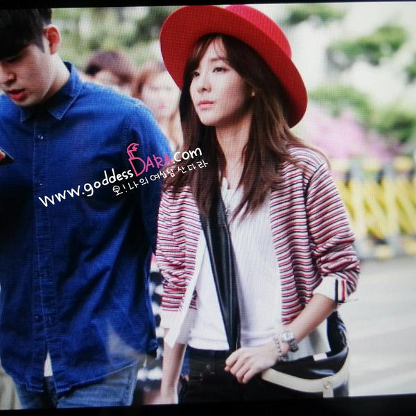 150501 Fantaken Dara at KBS Music Bank 3