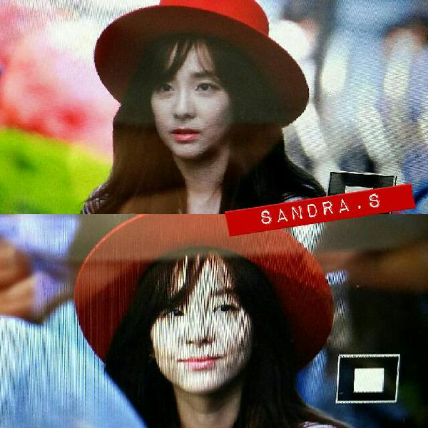 150501 Fantaken Dara at KBS Music Bank 4