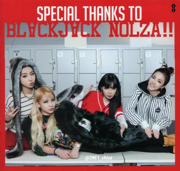 Blackjack Nolza Magazine 1