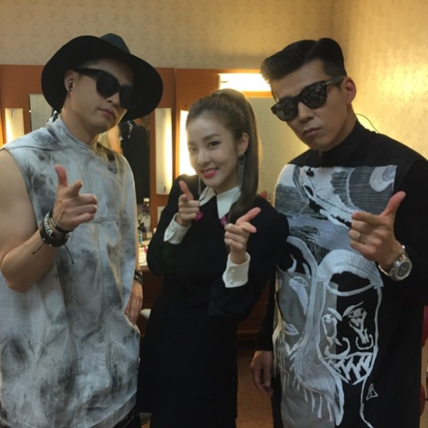 JINUSEAN 150501 Instagram Update 2