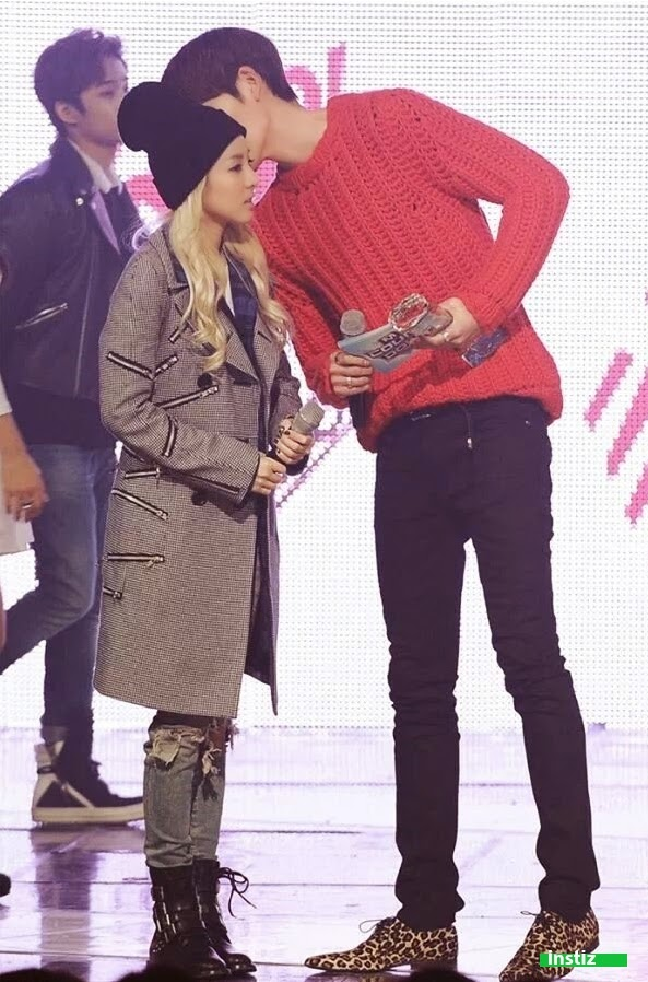 Just How Tiny is Sandara Park 10