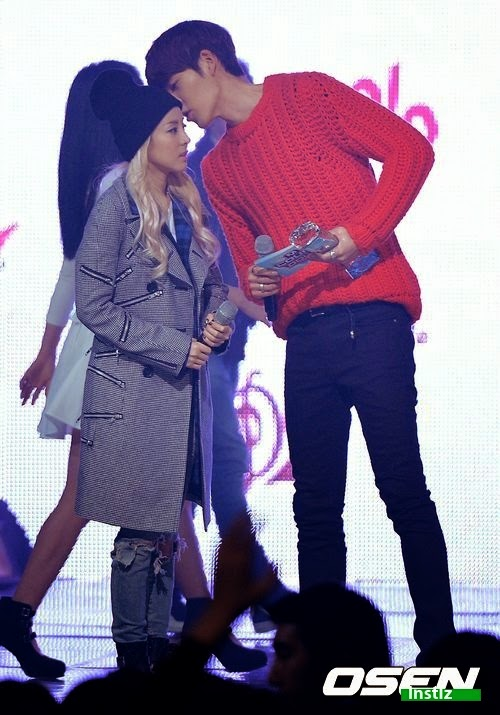 Just How Tiny is Sandara Park 11