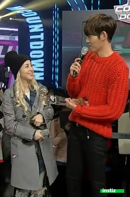 Just How Tiny is Sandara Park 12