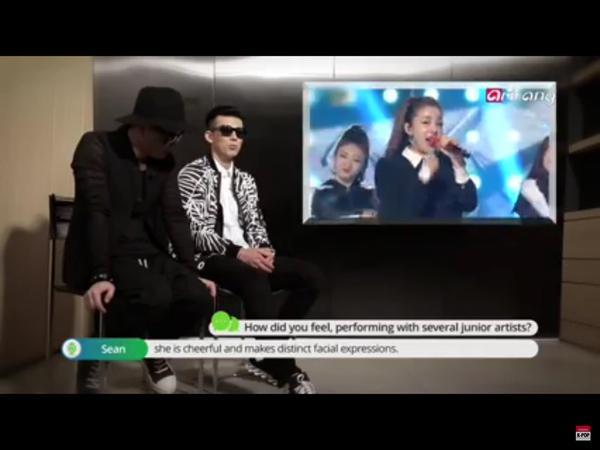 Pops in Seoul-JINUSEAN