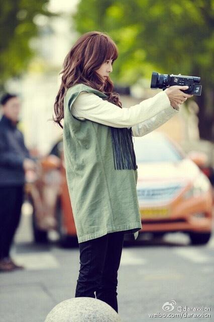 WEIBO] 3 Days before We Broke Up ~ Dara Shares two Stunning Behind