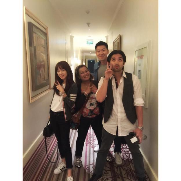 Dara Instagram 3