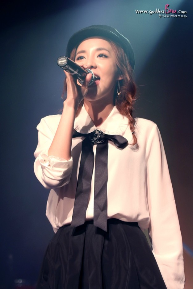 WBU Busking Event OMG Dara 4