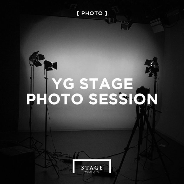 YG Stage Photo Session 1
