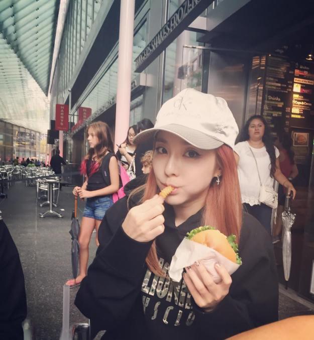 Dara Instagram Update 1