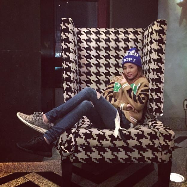 Dara Instagram Update 2