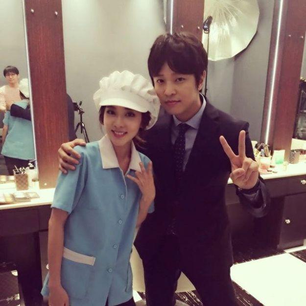 Kim Jeong Hoon Instagram Update