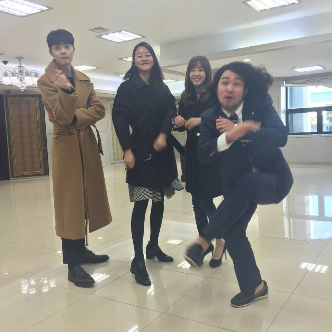 Dara X WBU Cast 1
