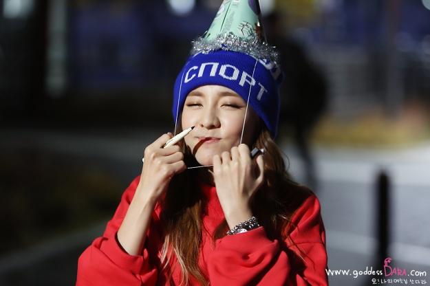Dara Birthday OMG 1
