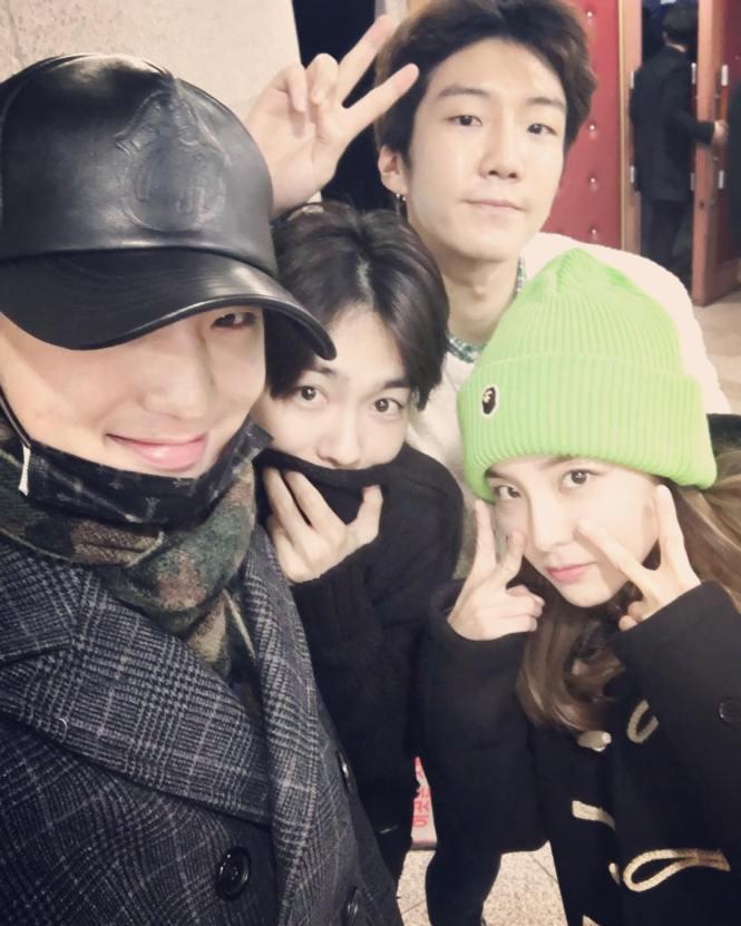 Dara-Jinwoo-Seunghoon-Seungyoon-WINNER