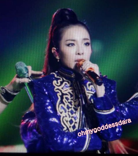 MAMA 2015 - Dara 2