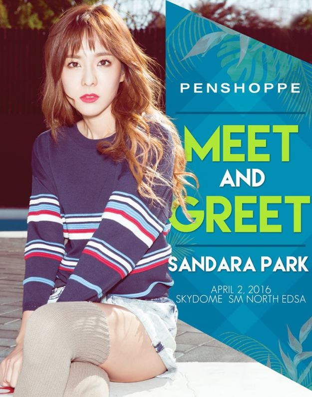 Dara-Penshoppe Meet and Greet